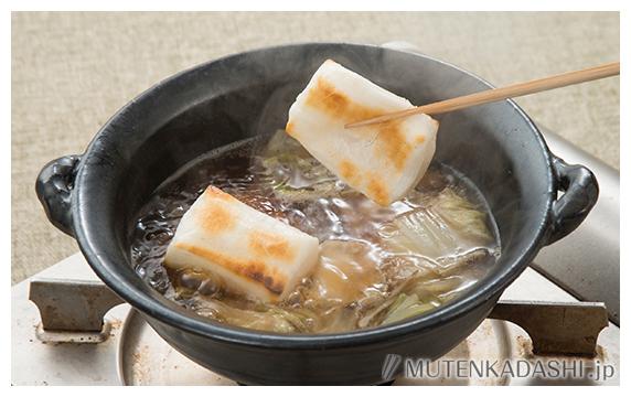 甘辛とり鍋 ポイント写真2