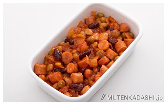 [作りおき常備菜]ソーセージのトマト煮