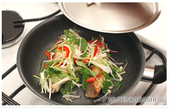 白身魚の香味蒸し ポイント写真2