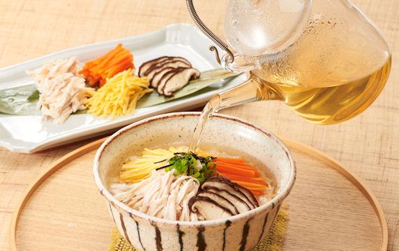 かんたん鶏飯(けいはん) ポイント写真1