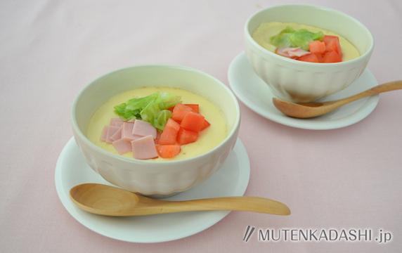 茶碗蒸しスープ