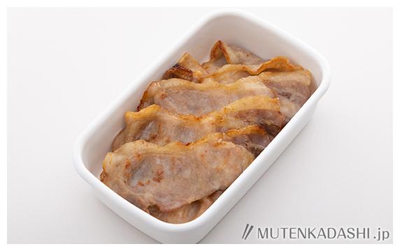 [作りおき常備菜]はちみつ焼豚