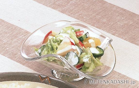 ヨーグルトサラダ